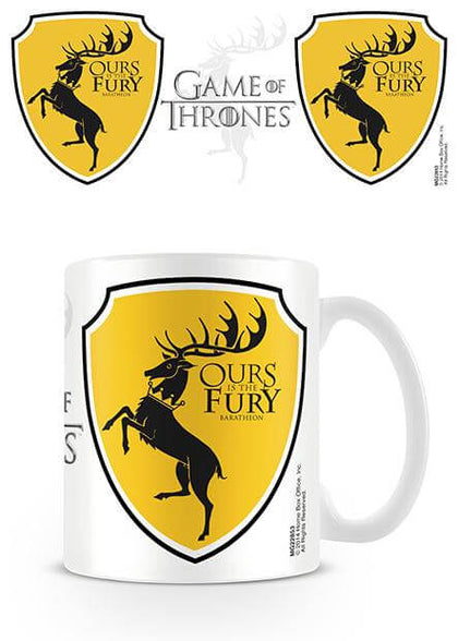 Official Game of Thrones (Baratheon) at the best quality and price at House Of Spells- Fandom Collectable Shop. Get Your Game of Thrones (Baratheon) now with 15% discount using code FANDOM at Checkout. www.houseofspells.co.uk.
