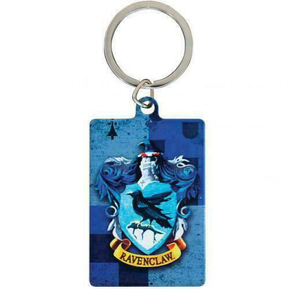Official Harry Potter Metal Keyring Ravenclaw at the best quality and price at House Of Spells- Harry Potter Themed Shop In London. Get Your Harry Potter Metal Keyring Ravenclaw now with 15% discount using code FANDOM at Checkout. www.houseofspells.co.uk.