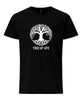 Tree Of Life T-Shirt -Black