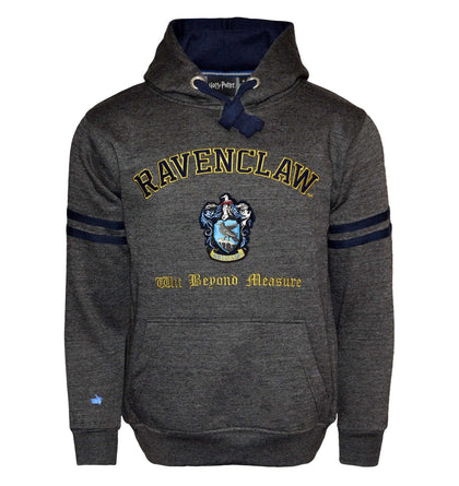 Official Harry  Potter Ravenclaw Crest Hoodie at the best quality and price at House Of Spells- Harry Potter Themed Shop In London. Get Your Harry  Potter Ravenclaw Crest Hoodie now with 15% discount using code FANDOM at Checkout. www.houseofspells.co.uk.