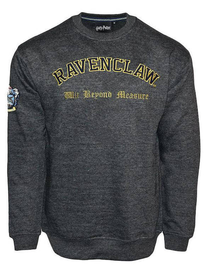 Official Harry Potter Sweatshirt-Ravenclaw at the best quality and price at House Of Spells- Harry Potter Themed Shop In London. Get Your Harry Potter Sweatshirt-Ravenclaw now with 15% discount using code FANDOM at Checkout. www.houseofspells.co.uk.