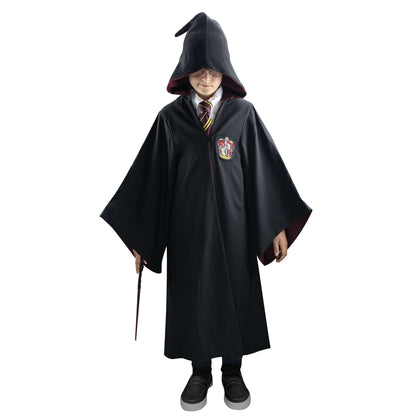 Official Gryffindor Robe at the best quality and price at House Of Spells- Harry Potter Themed Shop In London. Get Your Gryffindor Robe now with 15% discount using code FANDOM at Checkout. www.houseofspells.co.uk.