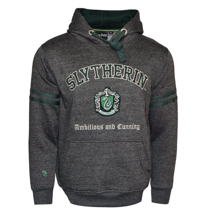 Official Harry Potter Slytherin Crest Hoodie at the best quality and price at House Of Spells- Fandom Collectable Shop. Get Your Harry Potter Slytherin Crest Hoodie now with 15% discount using code FANDOM at Checkout. www.houseofspells.co.uk.
