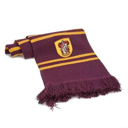 Official Gryffindor Scarf at the best quality and price at House Of Spells- Harry Potter Themed Shop In London. Get Your Gryffindor Scarf now with 15% discount using code FANDOM at Checkout. www.houseofspells.co.uk.