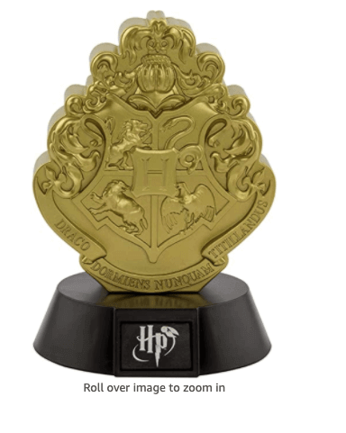 Official Hogwarts Crest Icon Light at the best quality and price at House Of Spells- Fandom Collectable Shop. Get Your Hogwarts Crest Icon Light now with 15% discount using code FANDOM at Checkout. www.houseofspells.co.uk.