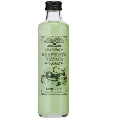 Official Magical Potion: Serpents Venom 250ml at the best quality and price at House Of Spells- Fandom Collectable Shop. Get Your Magical Potion: Serpents Venom 250ml now with 15% discount using code FANDOM at Checkout. www.houseofspells.co.uk.