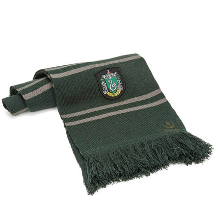Slytherin Scarf - House Of Spells