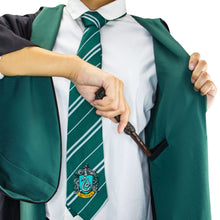 Load image into Gallery viewer, Adults Slytherin Robe - House Of Spells- Harry Potter Themed Shop In London