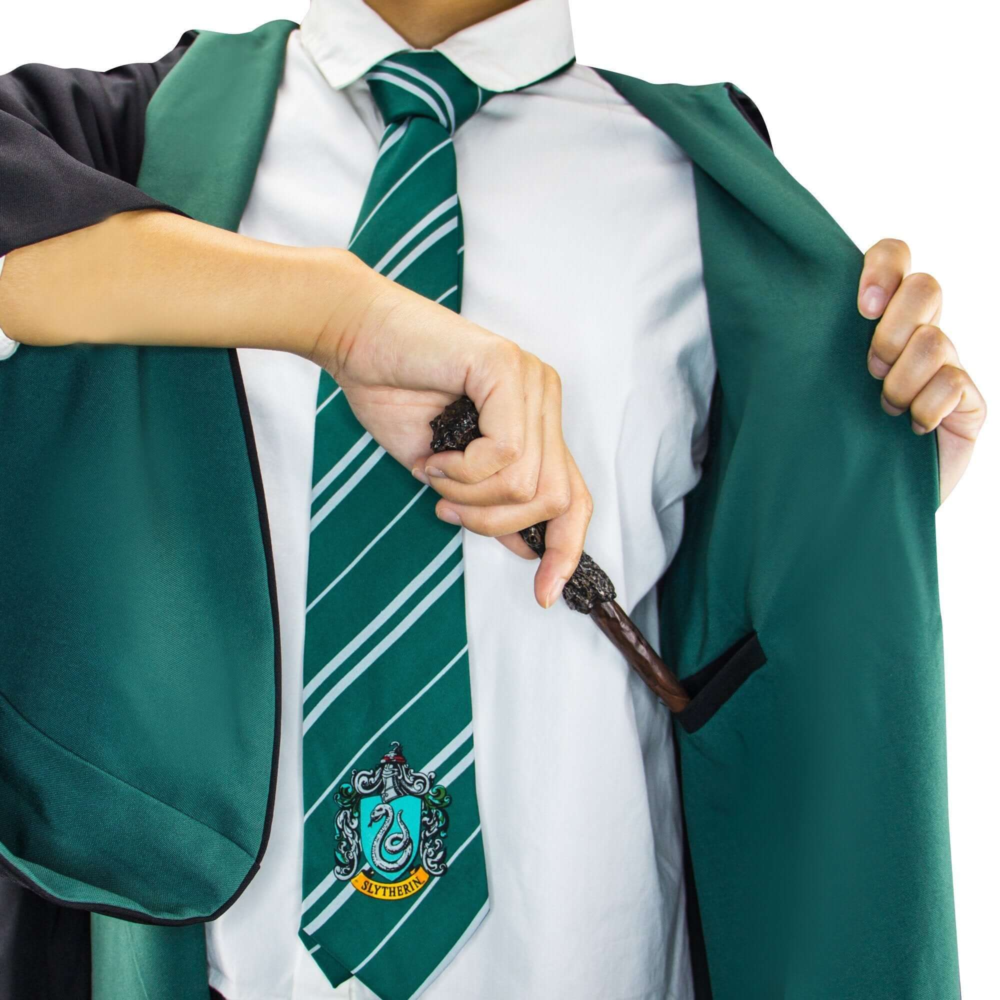Adults Slytherin Robe Harry Potter House Of Spells Fandom Collectables Shop
