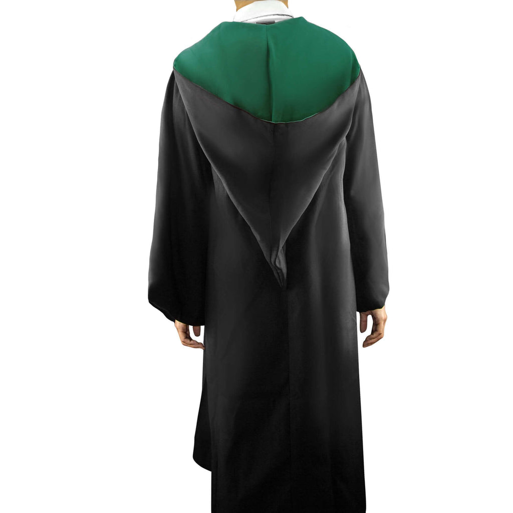 Adults Slytherin Robe - House Of Spells- Harry Potter Themed Shop In London