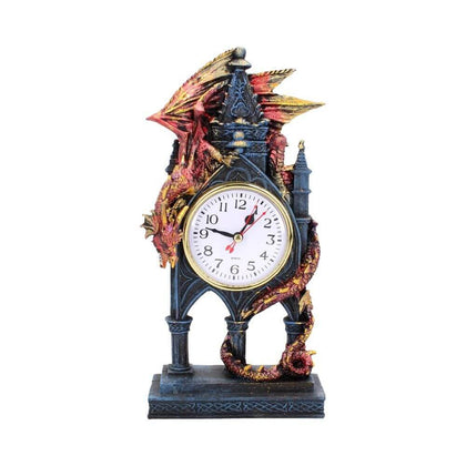 Time Guardian Clock 17cm - House Of Spells