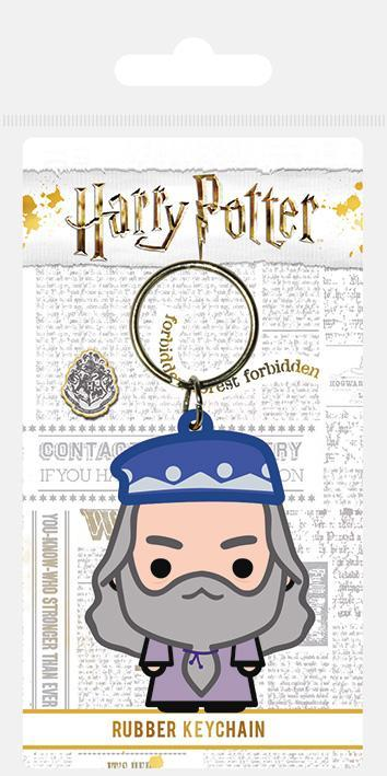 Official Albus Dumbledore Rubber Keyring at the best quality and price at House Of Spells- Harry Potter Themed Shop In London. Get Your Albus Dumbledore Rubber Keyring now with 15% discount using code FANDOM at Checkout. www.houseofspells.co.uk.