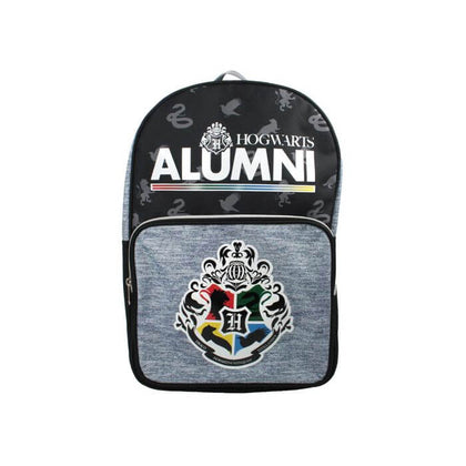 Official Harry Potter Hogwarts Alumni square pocket backpack at the best quality and price at House Of Spells- Fandom Collectable Shop. Get Your Harry Potter Hogwarts Alumni square pocket backpack now with 15% discount using code FANDOM at Checkout. www.houseofspells.co.uk.
