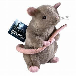 Scabbers Plush - House Of Spells