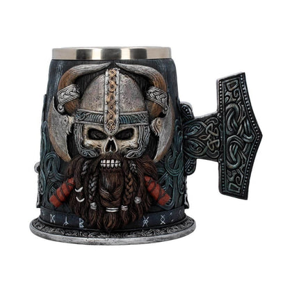 Official Danegeld Tankard at the best quality and price at House Of Spells- Harry Potter Themed Shop In London. Get Your Danegeld Tankard now with 15% discount using code FANDOM at Checkout. www.houseofspells.co.uk.