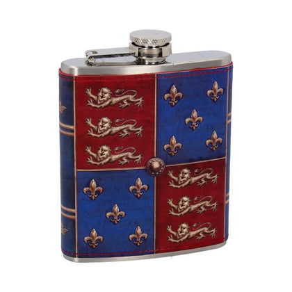 Official Medieval Hip Flask 7oz at the best quality and price at House Of Spells- Harry Potter Themed Shop In London. Get Your Medieval Hip Flask 7oz now with 15% discount using code FANDOM at Checkout. www.houseofspells.co.uk.