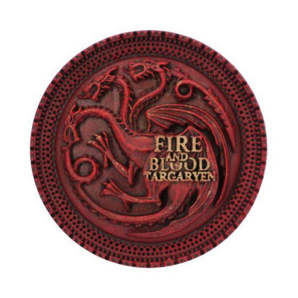 Official House Targaryen Magnet 6cm (GOT) at the best quality and price at House Of Spells- Fandom Collectable Shop. Get Your House Targaryen Magnet 6cm (GOT) now with 15% discount using code FANDOM at Checkout. www.houseofspells.co.uk.