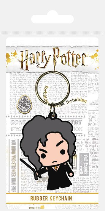 Official Bellatrix Lestrange Rubber Keyring at the best quality and price at House Of Spells- Harry Potter Themed Shop In London. Get Your Bellatrix Lestrange Rubber Keyring now with 15% discount using code FANDOM at Checkout. www.houseofspells.co.uk.