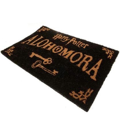 Official Alohomora Door Mat at the best quality and price at House Of Spells- Fandom Collectable Shop. Get Your Alohomora Door Mat now with 15% discount using code FANDOM at Checkout. www.houseofspells.co.uk.