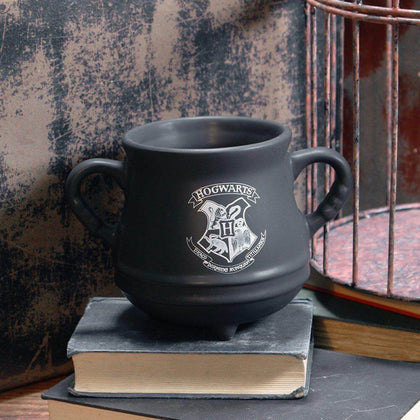 Official Harry Potter Cauldron Mug (650ml) at the best quality and price at House Of Spells- Harry Potter Themed Shop In London. Get Your Harry Potter Cauldron Mug (650ml) now with 15% discount using code FANDOM at Checkout. www.houseofspells.co.uk.