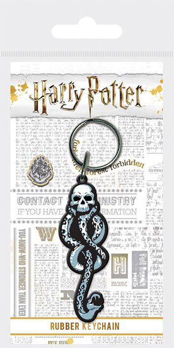 Official Dark Mark Rubber Keyring at the best quality and price at House Of Spells- Harry Potter Themed Shop In London. Get Your Dark Mark Rubber Keyring now with 15% discount using code FANDOM at Checkout. www.houseofspells.co.uk.