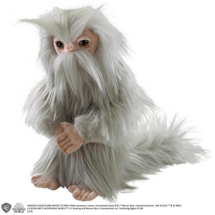 Official Demiguise Plush at the best quality and price at House Of Spells- Fandom Collectable Shop. Get Your Demiguise Plush now with 15% discount using code FANDOM at Checkout. www.houseofspells.co.uk.