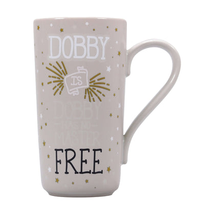 Official Harry Potter Dobby Mug Latte Heat Changing Mug at the best quality and price at House Of Spells- Harry Potter Themed Shop In London. Get Your Harry Potter Dobby Mug Latte Heat Changing Mug now with 15% discount using code FANDOM at Checkout. www.houseofspells.co.uk.