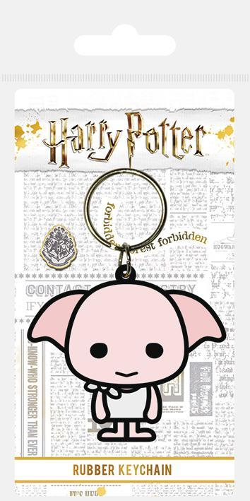 Dobby Chibi Rubber Keyring - House Of Spells