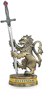 Official Gryffindor Sword Letter Opener With Stand at the best quality and price at House Of Spells- Harry Potter Themed Shop In London. Get Your Gryffindor Sword Letter Opener With Stand now with 15% discount using code FANDOM at Checkout. www.houseofspells.co.uk.