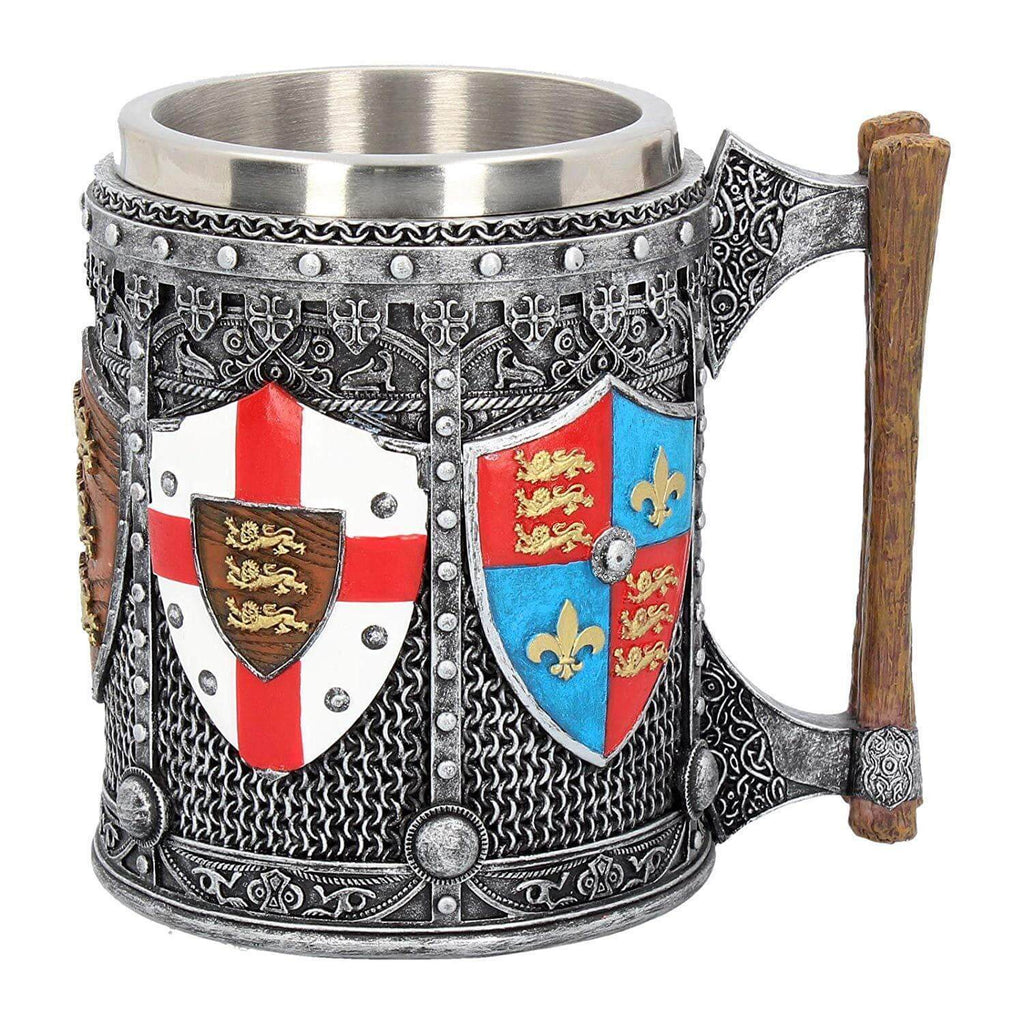 English Tankard 17cm - House Of Spells- Harry Potter Themed Shop In London