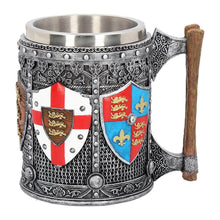 Load image into Gallery viewer, English Tankard 17cm - House Of Spells- Harry Potter Themed Shop In London