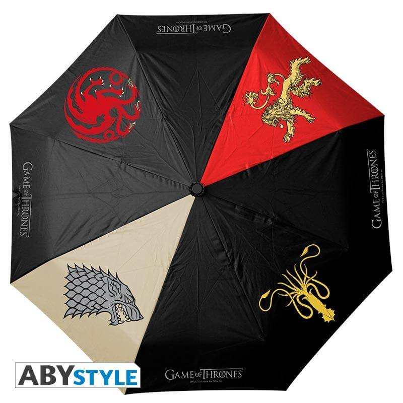 GAME OF THRONES Umbrella Sigils