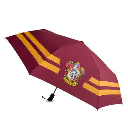 Official Gryffindor Umbrella at the best quality and price at House Of Spells- Harry Potter Themed Shop In London. Get Your Gryffindor Umbrella now with 15% discount using code FANDOM at Checkout. www.houseofspells.co.uk.
