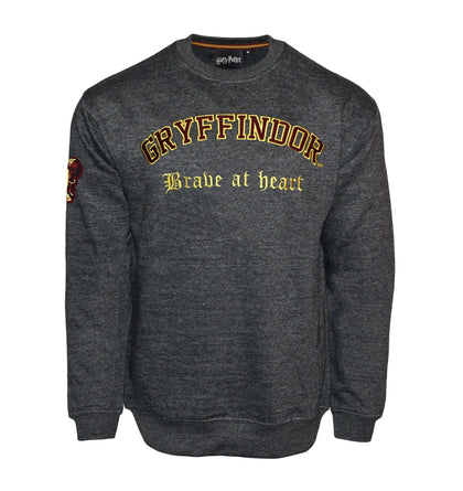 Official Harry Potter Sweatshirt - Gryffindor at the best quality and price at House Of Spells- Harry Potter Themed Shop In London. Get Your Harry Potter Sweatshirt - Gryffindor now with 15% discount using code FANDOM at Checkout. www.houseofspells.co.uk.