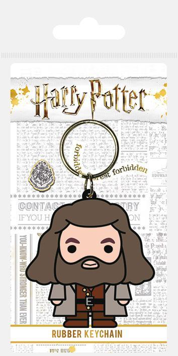 Official Hagrid Rubber Keyring at the best quality and price at House Of Spells- Harry Potter Themed Shop In London. Get Your Hagrid Rubber Keyring now with 15% discount using code FANDOM at Checkout. www.houseofspells.co.uk.