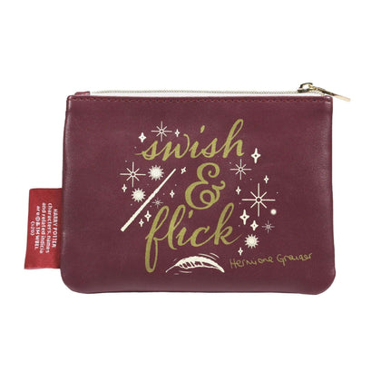 Official PURSE SMALL - HARRY POTTER (HERMIONE) at the best quality and price at House Of Spells- Harry Potter Themed Shop In London. Get Your PURSE SMALL - HARRY POTTER (HERMIONE) now with 15% discount using code FANDOM at Checkout. www.houseofspells.co.uk.