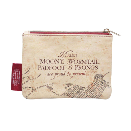 Official Marauder's Map Purse Small at the best quality and price at House Of Spells- Fandom Collectable Shop. Get Your Marauder's Map Purse Small now with 15% discount using code FANDOM at Checkout. www.houseofspells.co.uk.