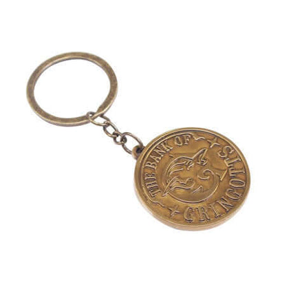 Harry Potter - Gringotts Key Ring