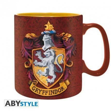 Harry Potter Mug- Gryffindor (460ml) - House Of Spells