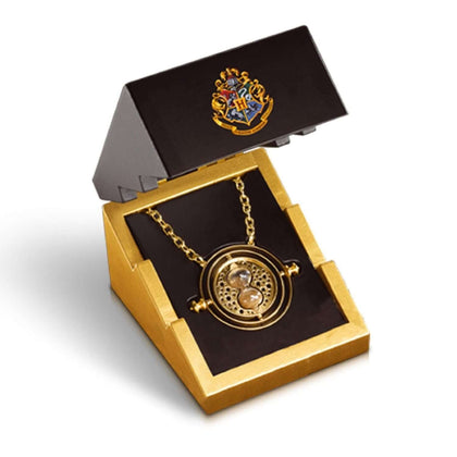 Time Turner- Golden Plated Sterling Silver - House Of Spells