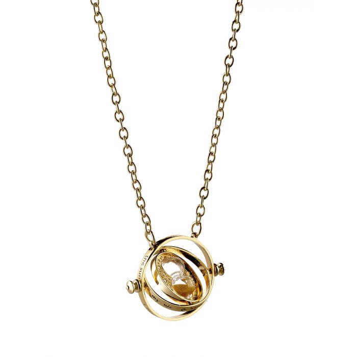 HP 30Mm Spinning Time Turner Necklace