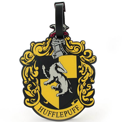 Hufflepuff Luggage Tag - House Of Spells