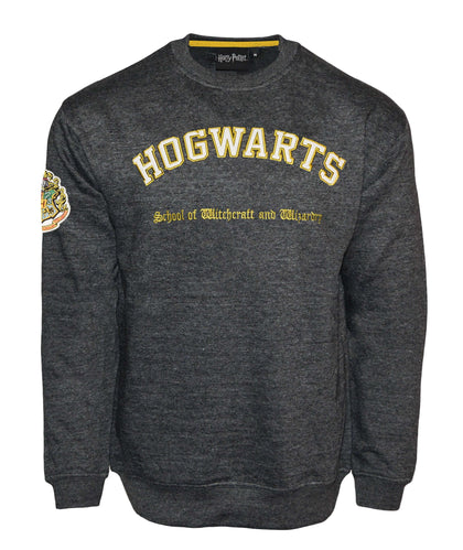 Official Harry Potter Sweatshirt - Hogwarts at the best quality and price at House Of Spells- Harry Potter Themed Shop In London. Get Your Harry Potter Sweatshirt - Hogwarts now with 15% discount using code FANDOM at Checkout. www.houseofspells.co.uk.