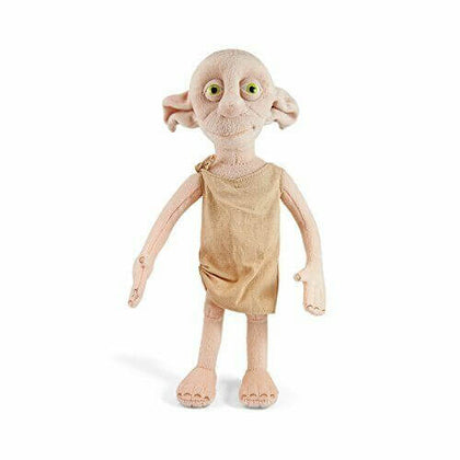 Official Dobby Collector's Plush at the best quality and price at House Of Spells- Harry Potter Themed Shop In London. Get Your Dobby Collector's Plush now with 15% discount using code FANDOM at Checkout. www.houseofspells.co.uk.