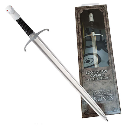 Official Longclaw Letter Opener at the best quality and price at House Of Spells- Fandom Collectable Shop. Get Your Longclaw Letter Opener now with 15% discount using code FANDOM at Checkout. www.houseofspells.co.uk.
