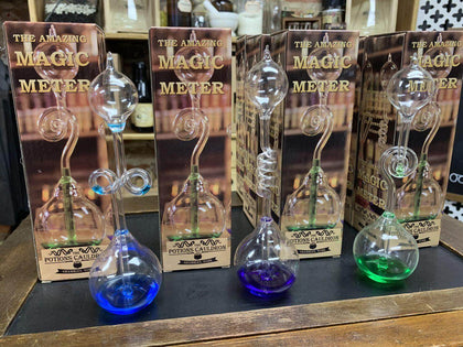 Official Magic Meter at the best quality and price at House Of Spells- Fandom Collectable Shop. Get Your Magic Meter now with 15% discount using code FANDOM at Checkout. www.houseofspells.co.uk.