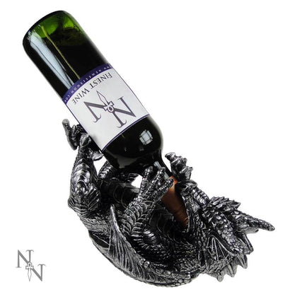 Official Guzzlers Dragon Wine Holder at the best quality and price at House Of Spells- Fandom Collectable Shop. Get Your Guzzlers Dragon Wine Holder now with 15% discount using code FANDOM at Checkout. www.houseofspells.co.uk.