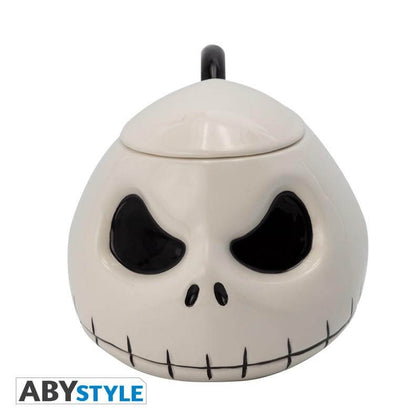Official Nightmare Before Christmas 3D Mug at the best quality and price at House Of Spells- Fandom Collectable Shop. Get Your Nightmare Before Christmas 3D Mug now with 15% discount using code FANDOM at Checkout. www.houseofspells.co.uk.
