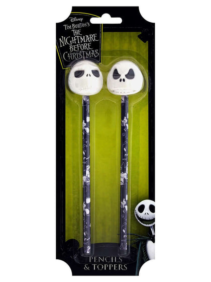 Nightmare Before Christmas Pencil and Topper