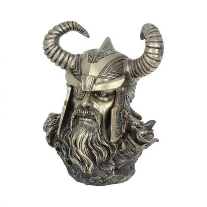 Official Odin Bust 21.5cm at the best quality and price at House Of Spells- Harry Potter Themed Shop In London. Get Your Odin Bust 21.5cm now with 15% discount using code FANDOM at Checkout. www.houseofspells.co.uk.